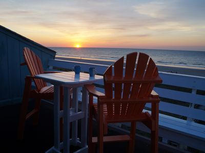 Photo for SEA-esta Sands. Oceanfront-Perfect!! - Doesn't Get Any Better Than This!