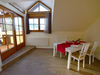Photo for 1BR Condo Vacation Rental in Oberdorf
