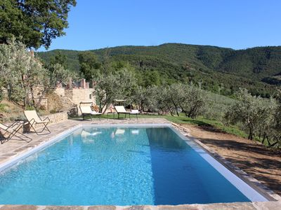 Photo for Tuscany: With views like this -  Its the perfect place to make your home.