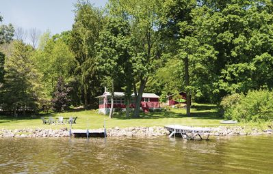 """""""Up North"""" Scenery Without The Long Drive! Pontoon Also Available To Rent!"""