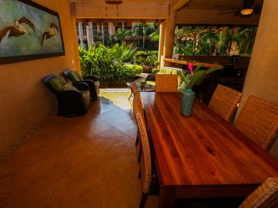 Photo for Fun Family Villa, 3 bedrooms that sleeps 8 with 2 bunk beds in large bedroom.
