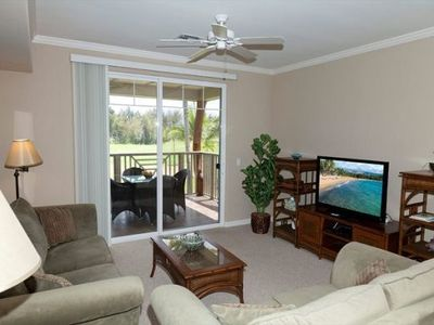 Photo for Waikoloa Beach Villa J23 with Lake & Golf Course Views. Two Bedrooms