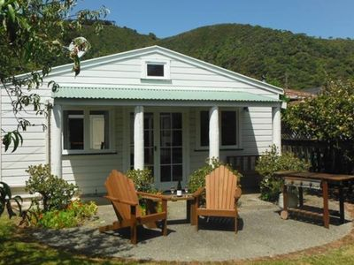Photo for 2BR Apartment Vacation Rental in Eastbourne Beach, Lower Hutt