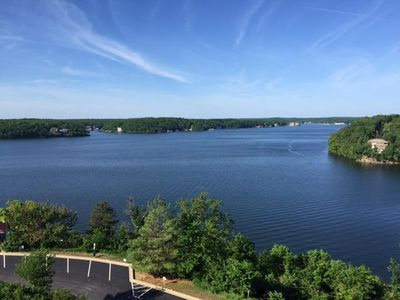 Photo for 3 Bedroom/ 2 Bathroom Lakefront Condo - Beautiful View!!