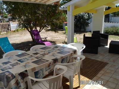 Photo for Nice house of Ile d'Oleron 300 m from the beach HAUCRE