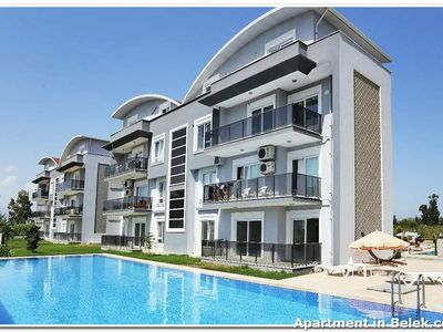 Photo for A lovely  apartment (2+1) for 4-6 persons in the center of Belek