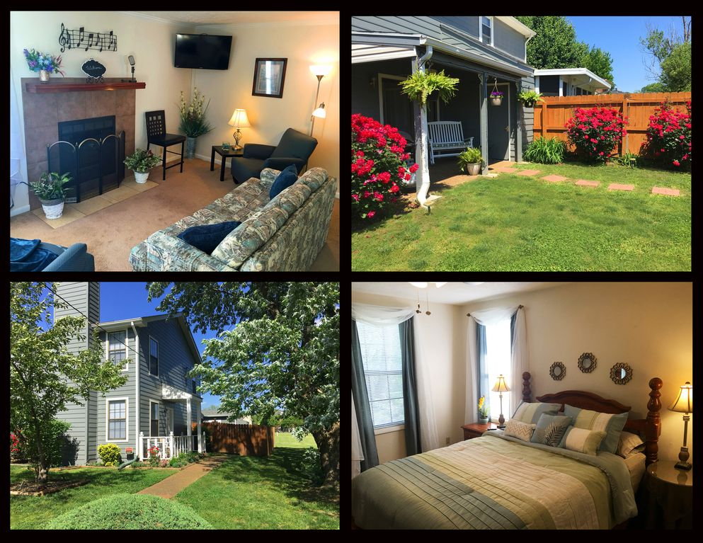 Cozy Home next to Opryland & Grand Ole Opry - Close to Downtown & Airport