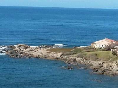 Photo for VILLA ON LAND OF 9. 500 m², SITUATED ON POINT SURROUNDED BY THE SEA ON THREE SIDES