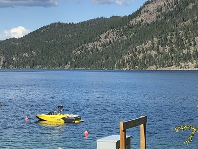 Photo for Lakefront in beautiful Okanagan Valley