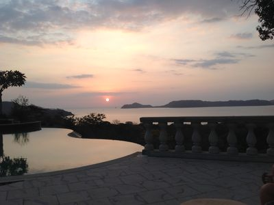 Photo for Breathtaking View of Bay of Papagayo and Pacific Ocean - Sleeps 8