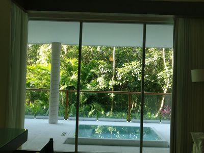 Photo for The Grand Bliss. Luxury in a Beautiful Jungle with Warm, Sunny Beaches!