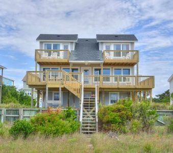 Photo for 1 Pura Vida--Completely Remodeled, Oceanfront Home with 4 Bdrms/2 Bath-Sleeps 10