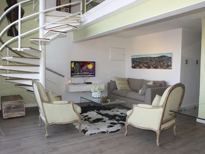 Photo for 1BR Apartment Vacation Rental in Cape Town, WC