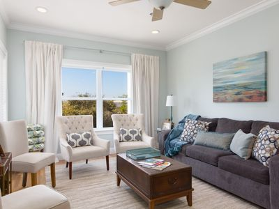 Photo for Welcome to You, Me & the Sea! Luxury townhome-Sleeps 6-Private Beach Access