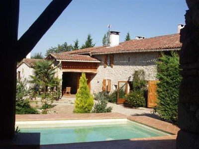 Photo for Gite Roquevidal, 2 bedrooms, 4 persons