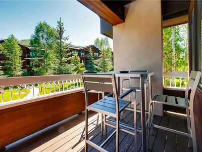 Photo for Beautiful Condo, Private Balcony Great for Summer Days, & Private W/D!