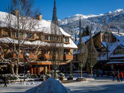 Photo for Central Whistler Village Gem Close to the Action !