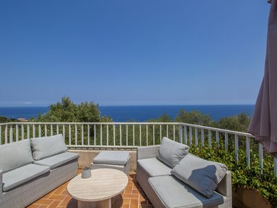 Photo for CAP CORSICA: Large 4 bedroom villa close to the sea 5 minutes from Bastia