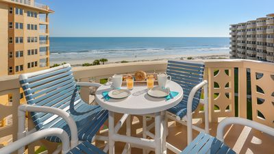 Photo for ***Newly listed Spacious Beachfront Condo With Spectacular Views***