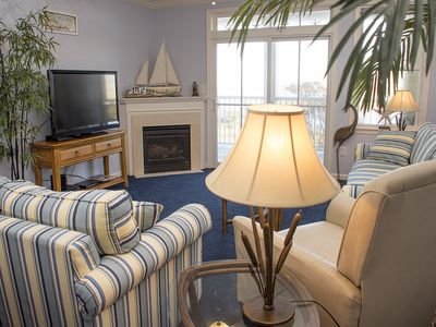 Photo for Sunset Island, 6 HCW 3D - Peaceful Waterfront Vacation