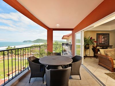 Ocean view Party Penthouse in the heart of Jaco Beach.