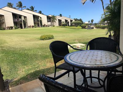 Photo for Ground Floor Hale Kamaole Across Street the Beach-#124