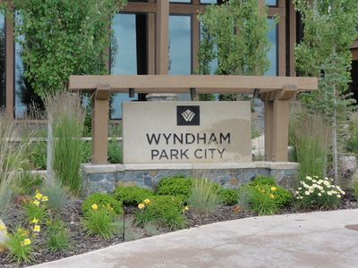Photo for Wyndham Park City for Christmas Week 2018 Ski In - Ski Out