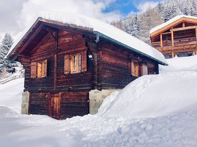 Photo for Individual chalet in Verbier