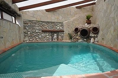 Photo for 2 bedroom Villa, sleeps 6 in Frigiliana with Air Con and WiFi