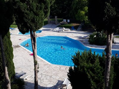 Photo for Penthouse apartment 2 bedroom, WiFi, UK TV, 2 Pools and close to beaches.