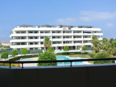 Photo for LUXURY 2 BED 2 BATH APARTMENT - Wifi included