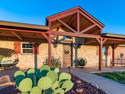 Photo for 3BR Lodge Vacation Rental in Canyon, Texas