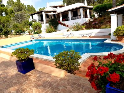 Photo for IBIZA Exclusive luxury villa Sant Antoni De Portmany hillside