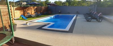 Photo for Peacefull house with pool