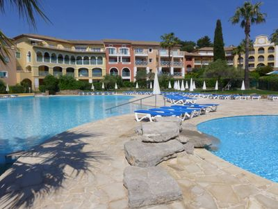 Photo for Apartment Les Rivages des Issambres in Les Issambres - 4 persons, 1 bedrooms