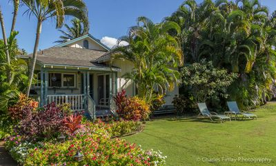 Photo for Baby Beach Bungalow, 2 Bedroom/2 Bath by Baby Beach in Poipu