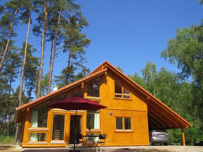 Photo for Your lake house with fireplace, sauna and swimming area in the immediate vicinity!