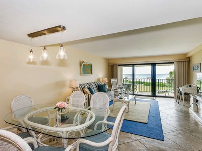 Photo for Beautiful Views-Budget Friendly Condo Between the Beach and the Bay-Community Pool-Great Location