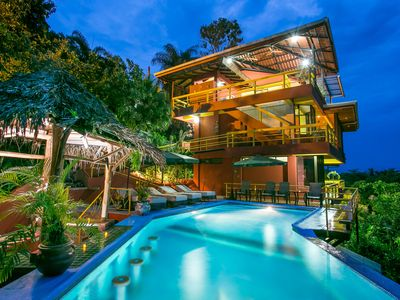 Photo for Spectacular Pacific Views.  Tremendous Modern Estate.