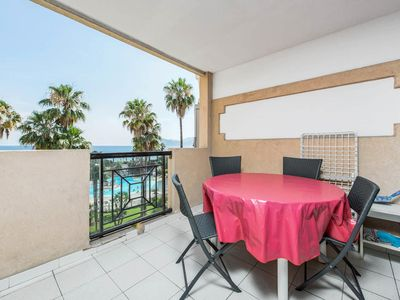 Photo for Residence Cannes Beach - Maeva Individuals - 2 Rooms 4/5 People Selection