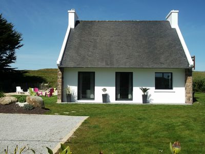 Photo for 2BR House Vacation Rental in Cléder, Bretagne