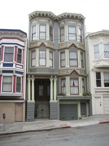 Photo for Haight Ashbury Two Bedroom Victorian w/free hi-speed wifi - 30 Day Minimum