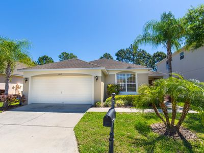 Photo for Secure, Family Friendly, Golf Community Pool Home with Golf Course View