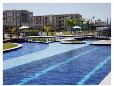 Photo for Flat Ground Floor with garden area in Muro Alto Condominium Club Porto de Galinhas