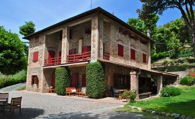 Villa in Tuscany in a great central location