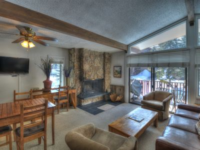 Photo for Lichenhearth Condominiums 12 : Ski In Ski Out Access.  Pool/Hot Tub on Property