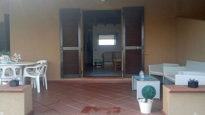 Photo for Holiday House 10min walk from the sea, surrounded by greenery with a private garden