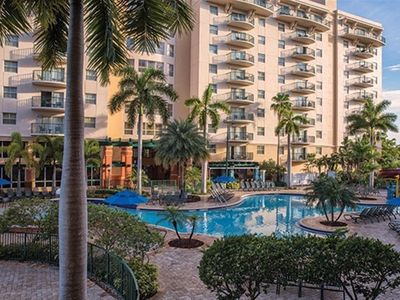 Photo for 1BR Condo near Hard Rock Stadium during the weekend of the Super Bowl