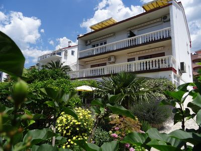 Photo for Apartment with large terrace and panoramic view to the island of Krk, 4 persons