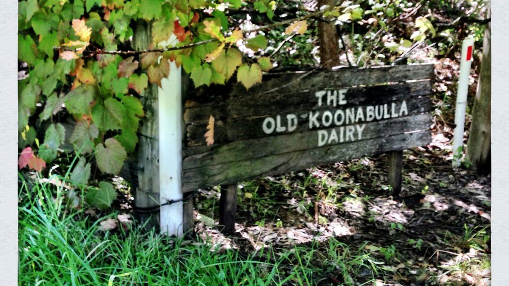 The Old Koonabulla Dairy